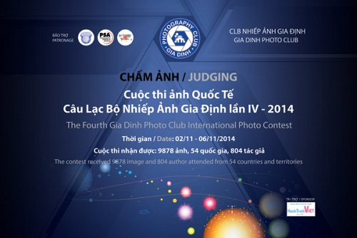 Clip Opening judging Gia Dinh Photo Contest 2014